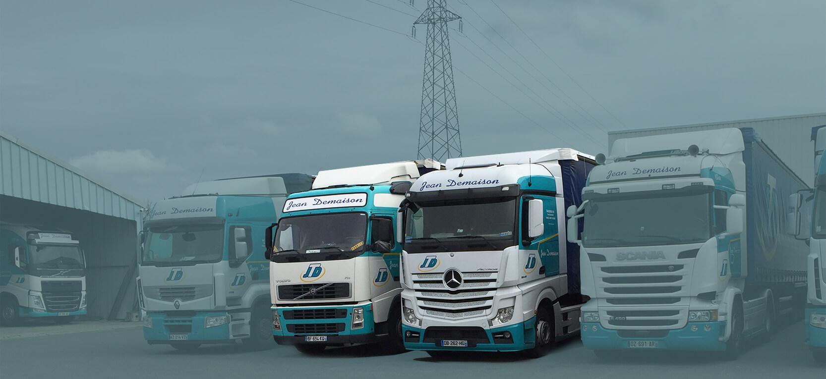 Camions Jean Demaison