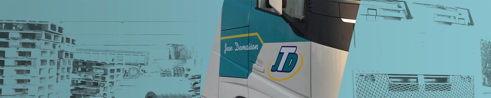 Portière camion Jean Demaison